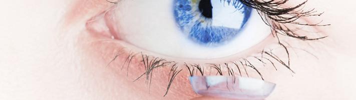 kontaktlinsengeometrie