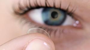 Kontaktlinsenpflege-harte Kontaktlinsen